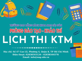 Lich Thi Ket Thuc Mon